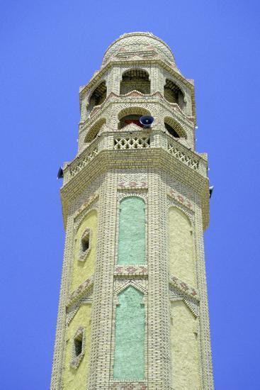 Minaret, Tozeur, Tunisia-Vivienne Sharp-Photographic Print