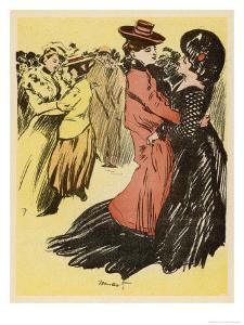 Lesbian Dance Hall Paris by Minartz