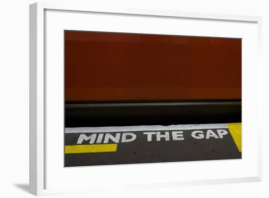 Mind the Gap-Natalie Tepper-Framed Photo