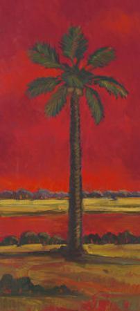 Crimson Palm II