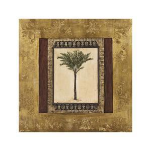Stately Palm I by Mindeli