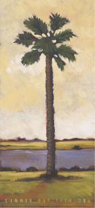 Summer Day Palm I by Mindeli