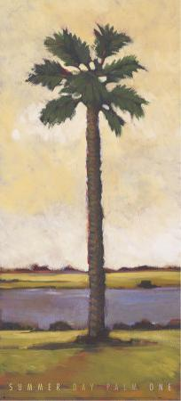 Summer Day Palm I
