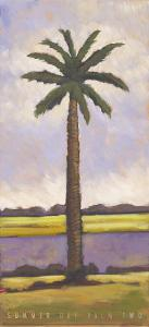 Summer Day Palm II by Mindeli
