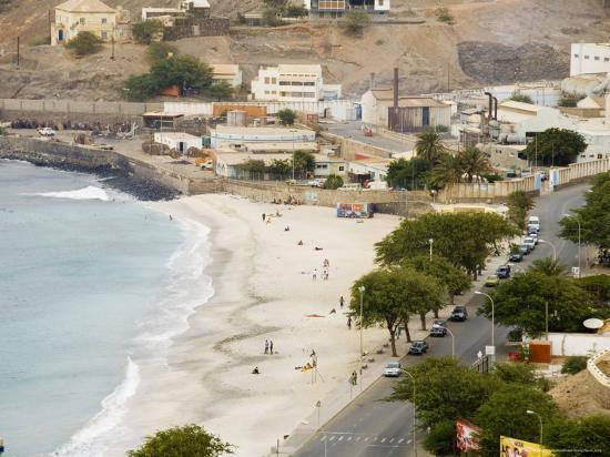 Mindelo, Sao Vicente, Cape Verde Islands, Africa-R H Productions-Photographic Print