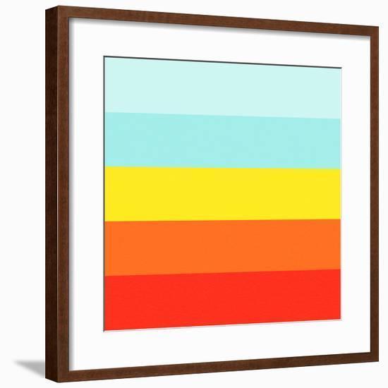 Mindscape 5-Garima Dhawan-Framed Art Print