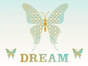 Girl Butterfly by Mindy Howard