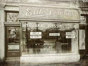 Antique Laundry by Mindy Sommers