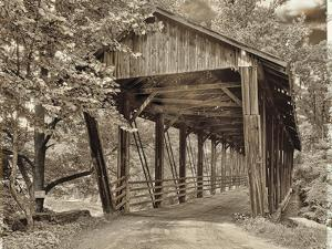 Covered Bridge by Mindy Sommers