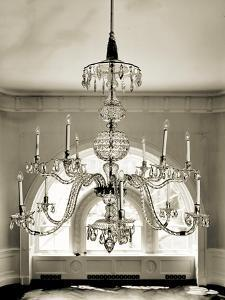 Crystal Chandelier by Mindy Sommers