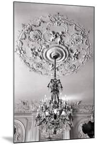 Ornate Ceiling Engraving by Mindy Sommers