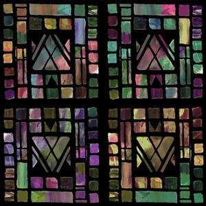Quilt of Glass by Mindy Sommers