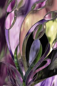 Swaying Glass by Mindy Sommers