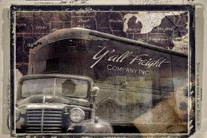 Y'all Freight Co by Mindy Sommers