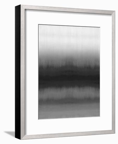 Mineral Abstract-Chloe Larsen-Framed Giclee Print