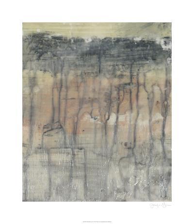 Mineral Layers II-Jennifer Goldberger-Limited Edition