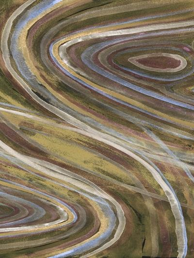 Mineral Overlay I-Alicia Ludwig-Art Print