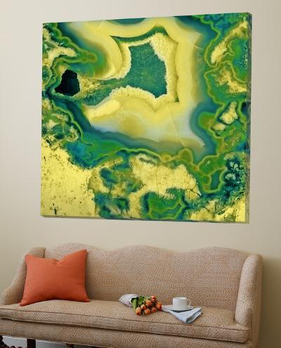 Mineral Rings Geode-GI ArtLab-Loft Art