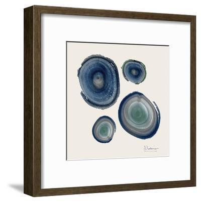 Mineral Tree 2-Albert Koetsier-Framed Art Print