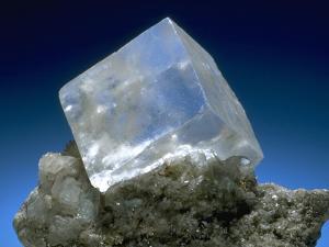 MineralCalendar: Halite. Eisleben, Germany