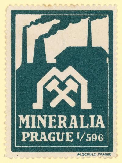 Mineralia Prague--Giclee Print