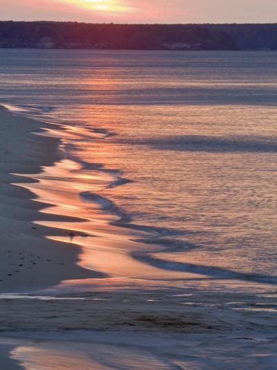 Miners Beach at Pictured Rocks National Lakeshore, Munising, Michigan, USA-Chuck Haney-Photographic Print