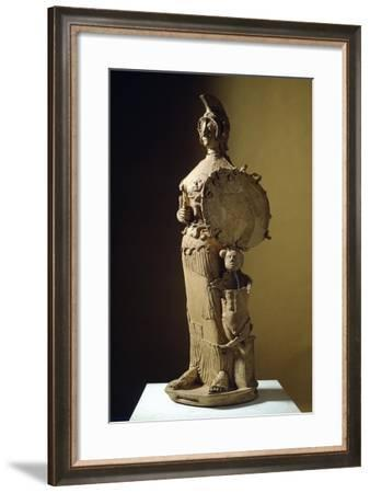 Minerva Tritonia--Framed Giclee Print