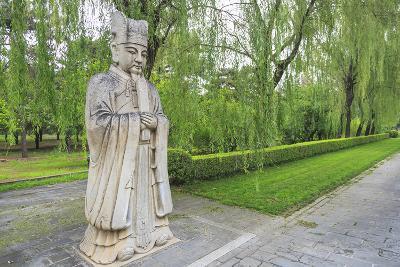 Ming Tombs, Near Beijing, China-Stuart Westmorland-Photographic Print