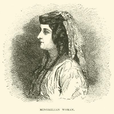 Mingrelian Woman--Giclee Print