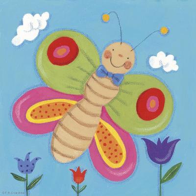 Mini Bugs III-Sophie Harding-Premium Giclee Print