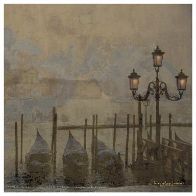 Mini Dawn and the Gondolas II-Terry Lawrence-Art Print