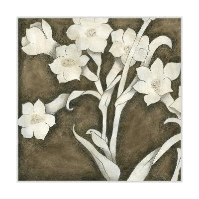 Mini Floral Quartet III-Megan Meagher-Art Print