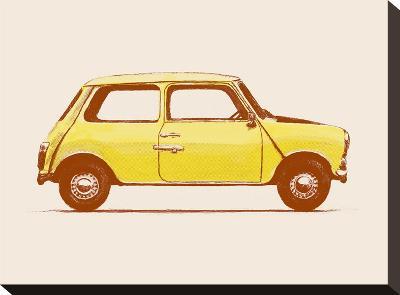 Mini Mr Beans-Florent Bodart-Stretched Canvas Print