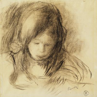 Mini Writer-Pierre-Auguste Renoir-Giclee Print