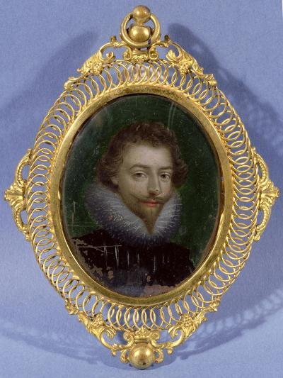 Miniature of James Hepburn, Earl of Bothwell (C.1537-78)--Giclee Print