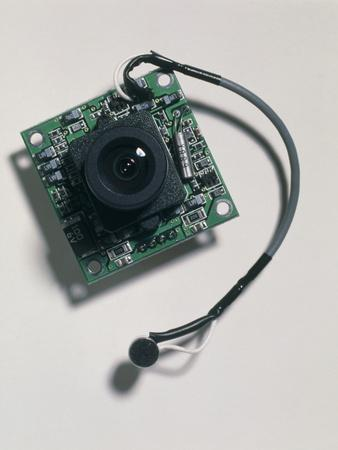 Miniature Spy Camera-Tek Image-Premium Photographic Print