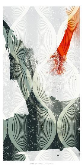 Minimal Wave II-Sisa Jasper-Art Print