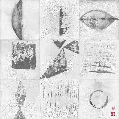 Minimalism 9-Patch-Elena Ray-Art Print