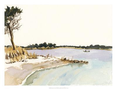 Minimalist Coastline I-Dianne Miller-Art Print