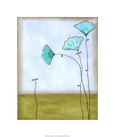 Minna's Garden II-Erica J^ Vess-Limited Edition
