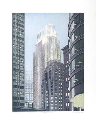 Minneapolis Dusk-Richard Haas-Limited Edition