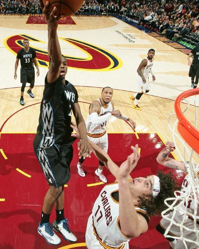 Minnesota Timberwolves v Cleveland Cavaliers-Nathaniel S Butler-Photo