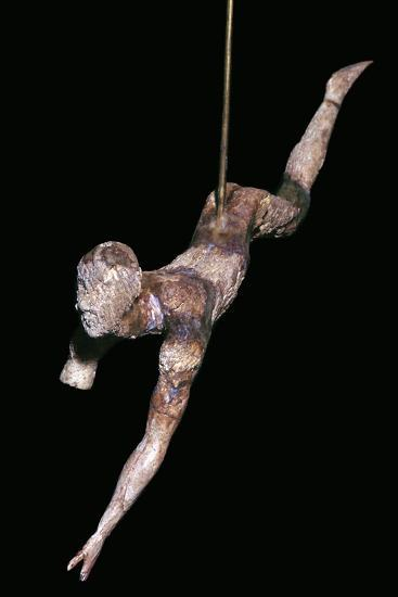 Minoan ivory bull-leaper-Unknown-Giclee Print