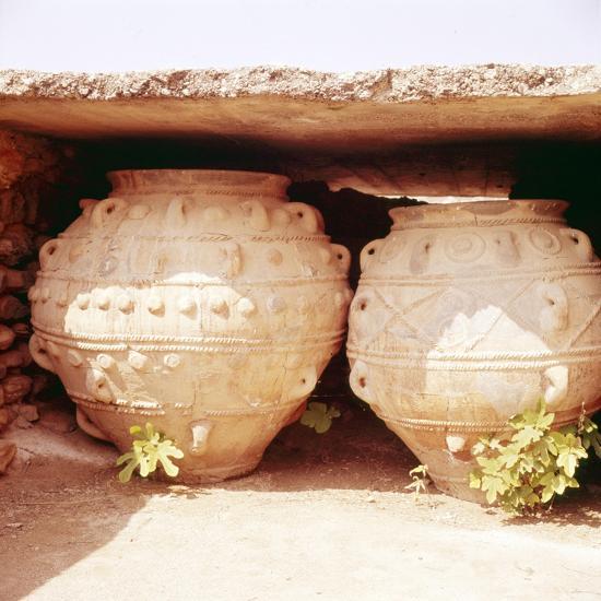 Minoan Kamares Style jug, c2000 BC-Unknown-Giclee Print