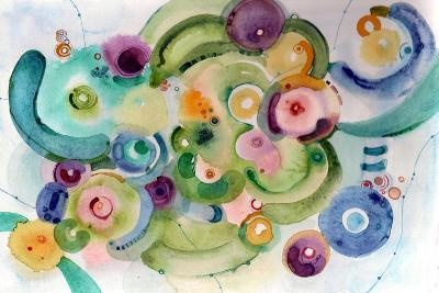 Minotaur-Marilyn Cvitanic-Art Print
