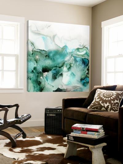 Mint Bubbles I-PI Studio-Loft Art