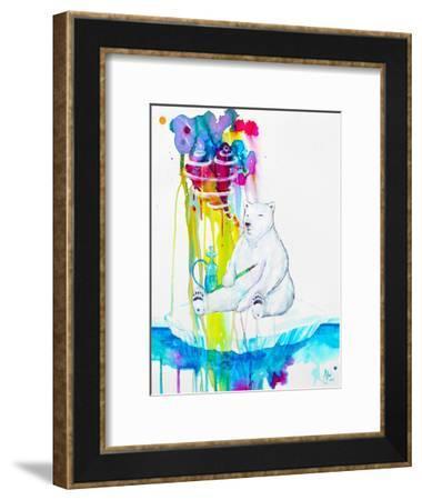 Mint (HD Print FINAL)-Marc Allante-Framed Art Print