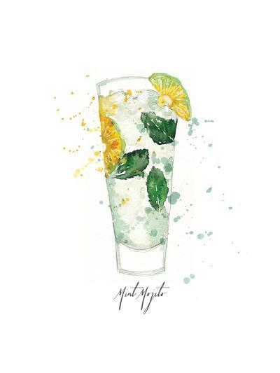 Mint Mojito-Sara Berrenson-Art Print
