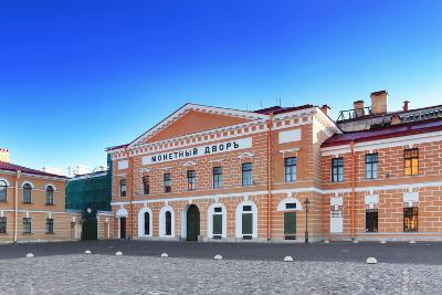 Mint - Peter and Pavel Fortress Area, Saint Petersburg.-Brian K-Photographic Print