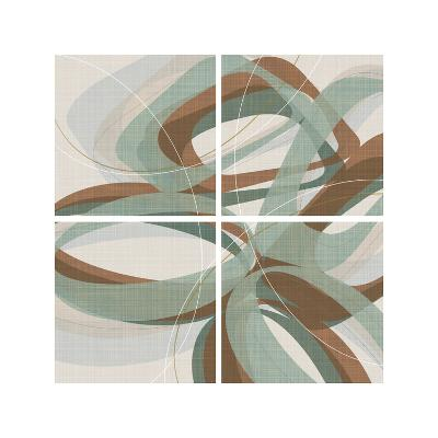 Mint Ripple-Ahava-Giclee Print
